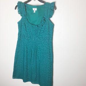Loft | Floral Sheath Dress B5
